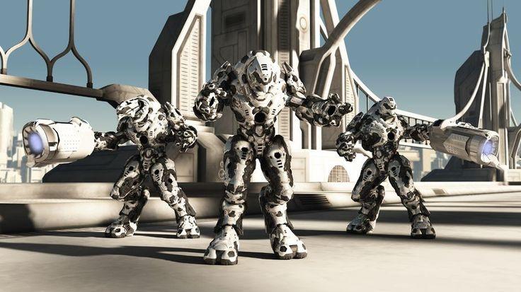 military talos armor - Google Search