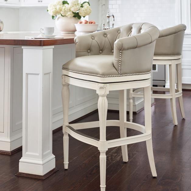 Awe Inspiring Channing Swivel Bar Height Bar Stool 30 1 2H Seat In 2019 Uwap Interior Chair Design Uwaporg