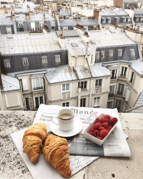 Parisian Mornings