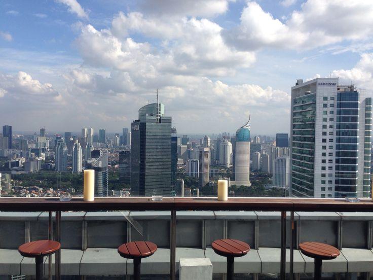 """City view"" area"