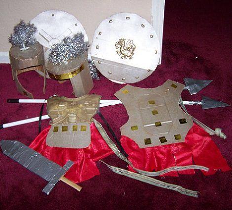 casco de romano para disfraz como hacerlo - Cerca amb Google