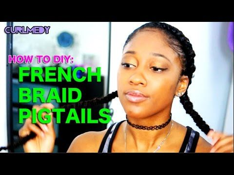 ✌✌ ♛ DIY: 2 FRENCH BRAIDS w/ MARLEY HAIR ♛ ✌✌ - https://www.avon.com/category/bath-body/hair-care?repid=16581277 Shop Hair Care Products  SUBSCRIBE TO MY CHANNEL TO GET WEEKLY NATURAL HAIR TUTORIALS!! Stay connected w/ me @cmvr91! Click for more info!   Products used: Shae Moisture Jamaican Black Castor Oil Leave In Eco Styler Gel Passion Fruit Control Paste Hard Brush Soft Brush Comb Hair clip Rubber bands 12 strands of Marley hair! Thank you again! AND Please le