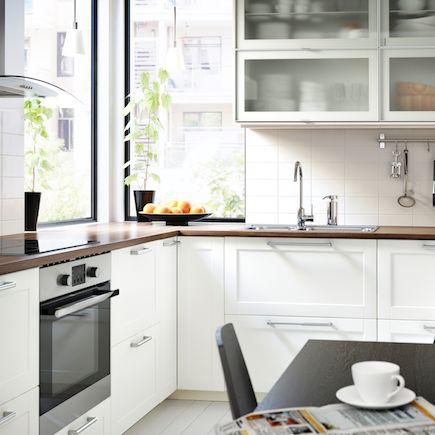 30 best Cucina images on Pinterest Ikea kitchen, Cuisine ikea - küche ikea landhaus