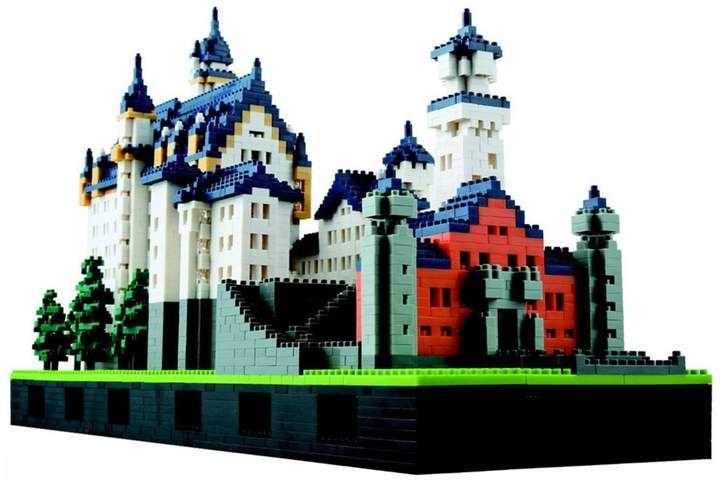 Ohio Art Nanoblock Schloss Neuschwanstein 5800 Pc Bldng Set Sponsored Sponsored Nanoblock Schloss Ohio Neuschwanstein Castle Castle Building