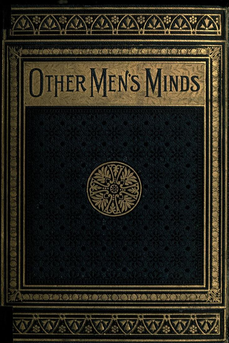 Other Men's Mindsedwin Davies 1888