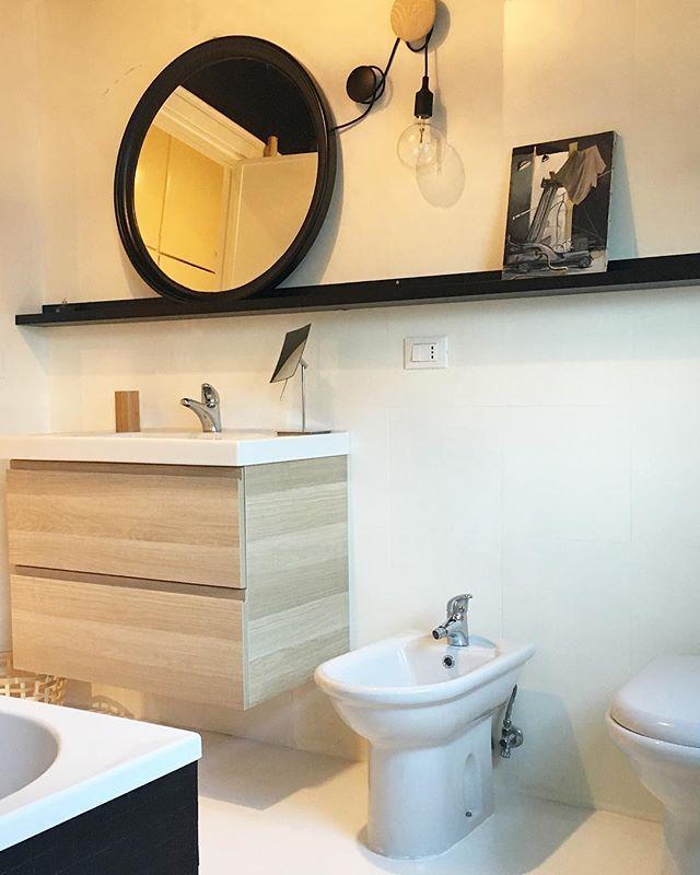 Bathroom makeover #IKEA #ikeahack #mommodesign #muuto #muutodots #ikeahacks #makeover   Use Instagram online! Websta is the Best Instagram Web Viewer!