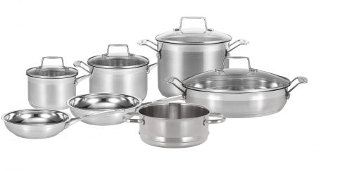 Pin By Gyorgy Bernard On Home Appliances Scanpan Cookware Set