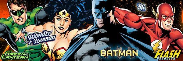 Batman, Wonder Woman, Green Lantern ja The Flash supersankarit nyt Netticasinolla!  Mistä oikein kyse?  Lue lisää meidän blogistamme ;)