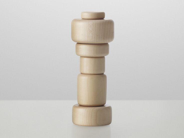 Muuto Plus Salt Pepper Grinder Maple Furniture OnlineSaltsUrbanInterior DesignPepper GrinderDesign ProductsTraysKitchen DiningKitchens
