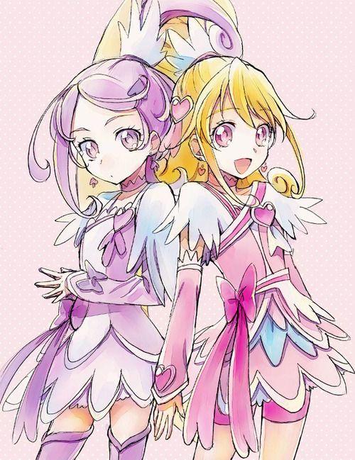 Cure Sword & Cure Heart