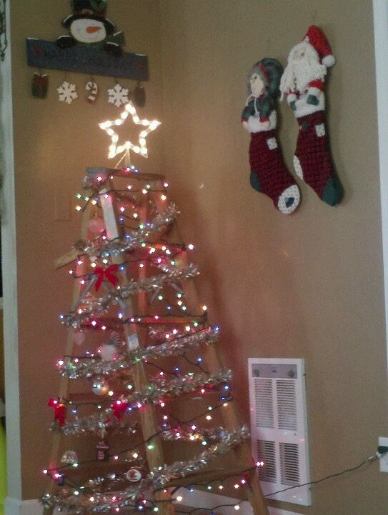red neck christmas tree for our redneck christmas partywe will be out of town for christmas so no need for a tree - Redneck Christmas Ideas