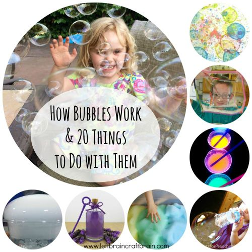 How Bubbles Work and 20 Things to Do With Them 2