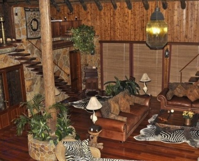 African Living Room What A Wonderful