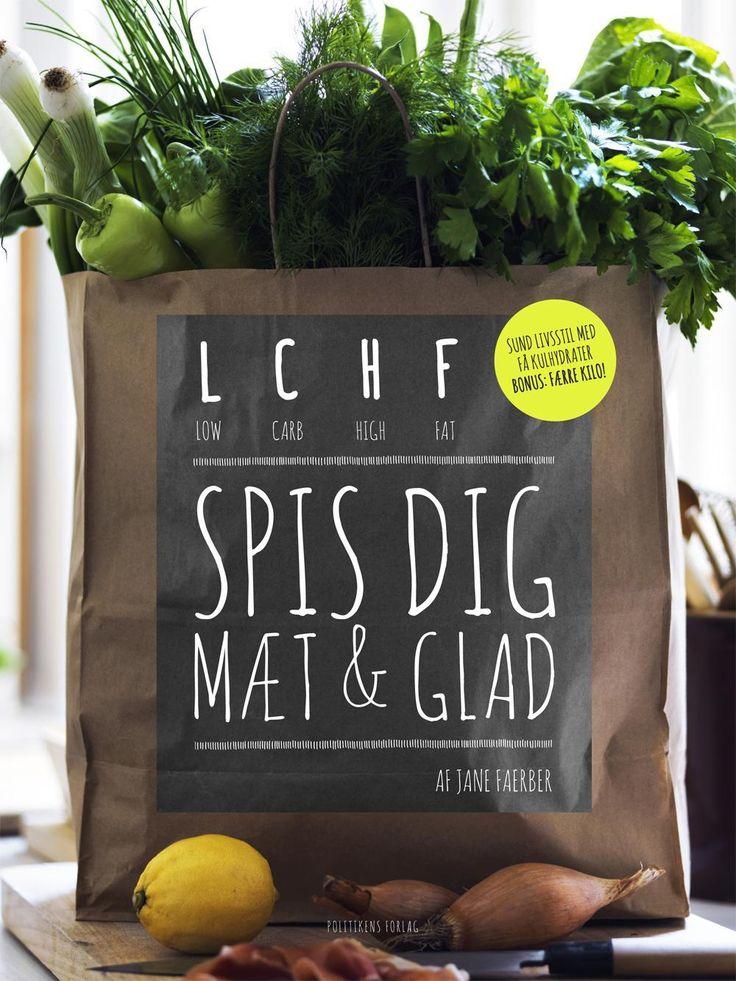 D. 24. april 2013 udkom min første bog LCHF – SPIS DIG MÆT & GLAD i samarbejde med Politikens Forlag. Den har siden solgt i over 100.000 eksemplarer og er udkommet i både Island, Norge og Tyskland. Du kan bestille et eksemplar på fx Saxo.comeller hos Bog&Idé. Bogen fås også i boghandlere og i størreLæs mere