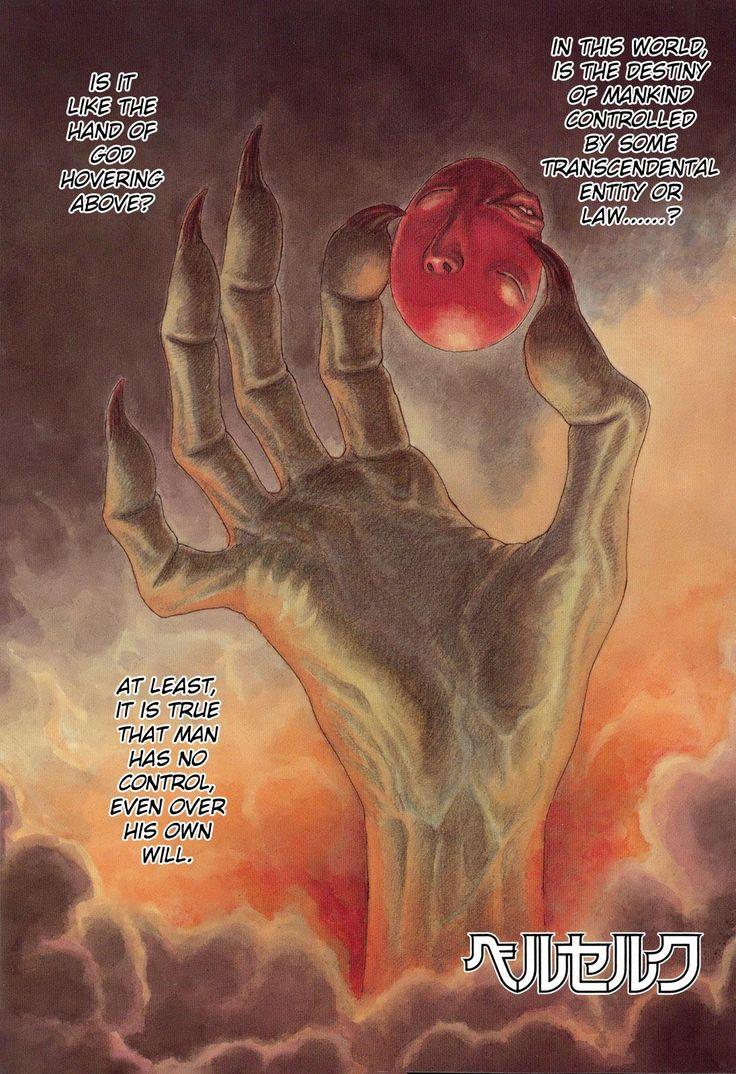 Read manga Berserk Chapter 001 online in high quality