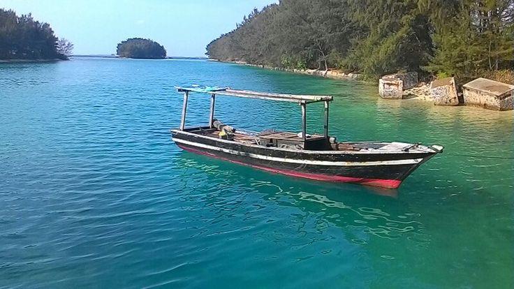 Alone ship
