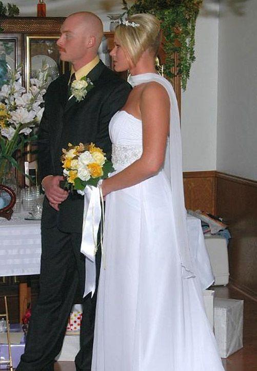 Extreme bridal a-line | Bobs I Like | Short hair cuts ...