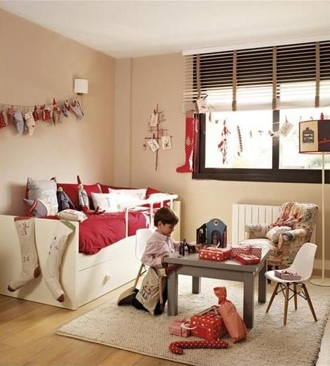 Inturage Classic Christmas Home Decoration 20