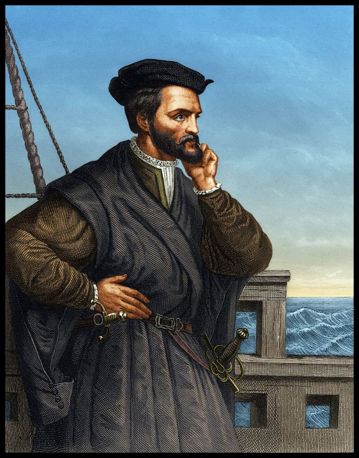 Jacques Cartier In 1534 Cartier tried to find a sea ... | 736 x 937 jpeg 185kB