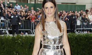 Fabrics like cotton cost the environment.  But there are alternatives.Shining example: Livia Firth at the Met Ball in a silver dress made out of pineapple leaves.