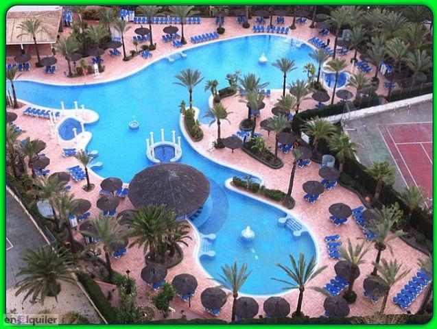 Rincon llano piscina climatizada benidorm pinterest for Piscina climatizada benidorm