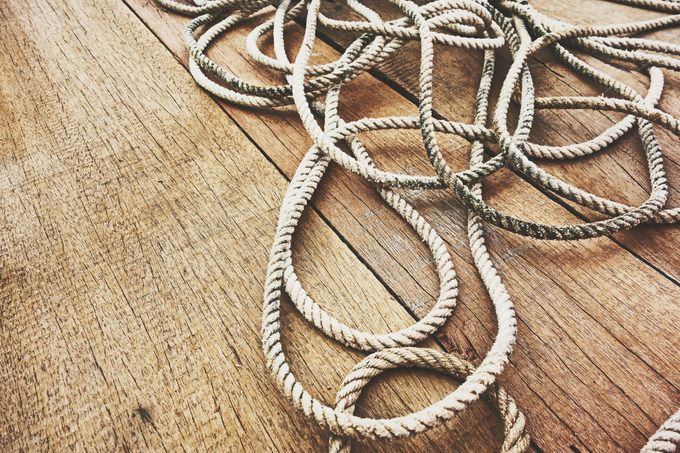 Sailing Rope by Inspirationfeed on Creative Market