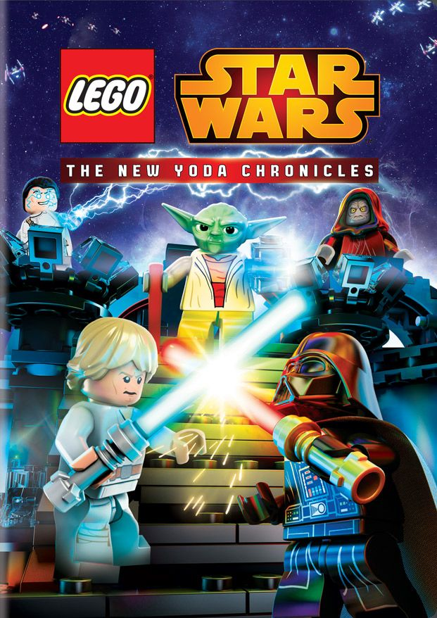 The New Yoda Chronicles: Raid on Coruscant - The Emperor uses the information on the recovered Holocrons to launch devastating attacks on planets sympathetic to the Rebellion. Luke knows there's only one solution: a daring raid on Coruscant to get the Holocrons back.