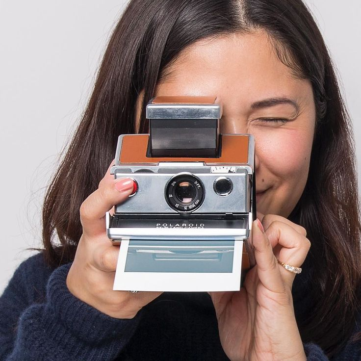 Experience analog magic. Impossible Polaroid SX-70 is the classic instant film camera from the 70s thats been refurbished and is now as good as ever! #impossible #camera #sx70 #polaroid #mycoolstuff