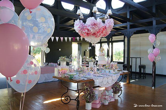 Mary-go-round birthday table!
