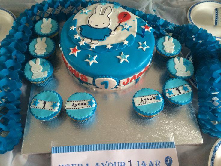 Ayoub first birthday