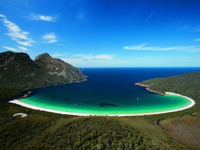 Winegalss Bay  Tasmania #Australia