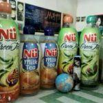 Balon Botol nu green tea http://royalbalonpro.com/balon-botol/