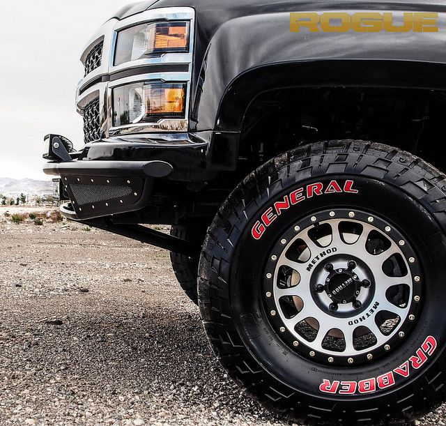 Rogue Racing 2014 Chevy 1500 Chevy Dominator Package by Rogue Racing USA, via Flickr