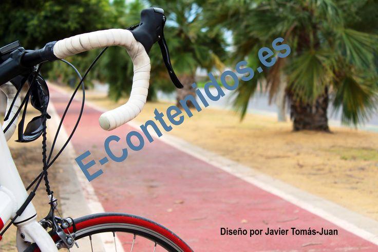 Transmite determinados consejos sobre el ciclismo cuando se circula en carril bici.