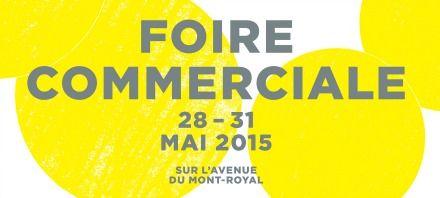 Foire Commerciale de l'Avenue du Mont-Royal
