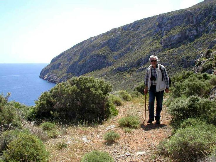 #Hiking #Kythira #Greece