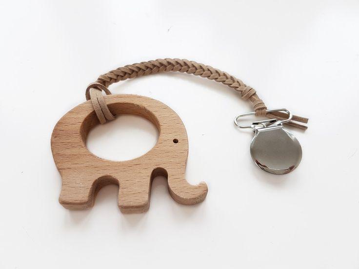 Braided toy clip ♡