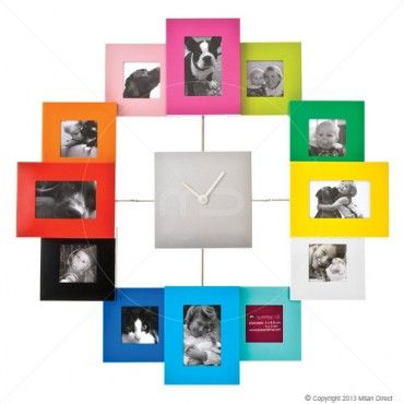 The 25 best Picture frame clock ideas on Pinterest Love picture