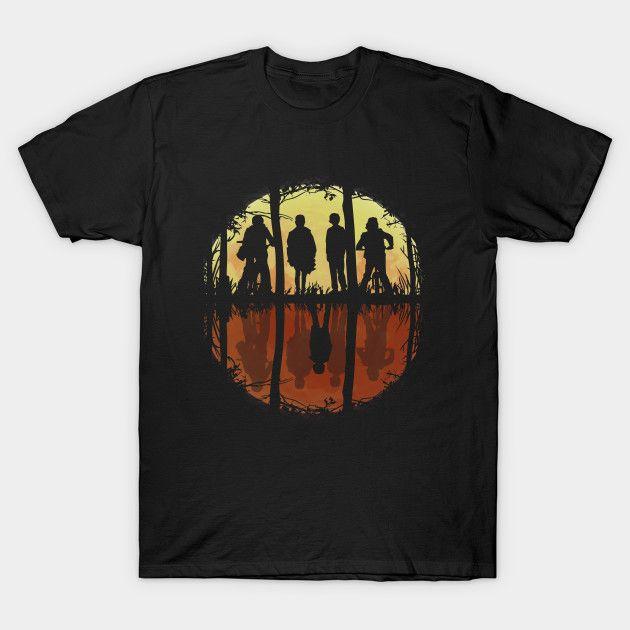 DrMugCollection Camiseta Stranger Things ¿Amigos? aJnB6