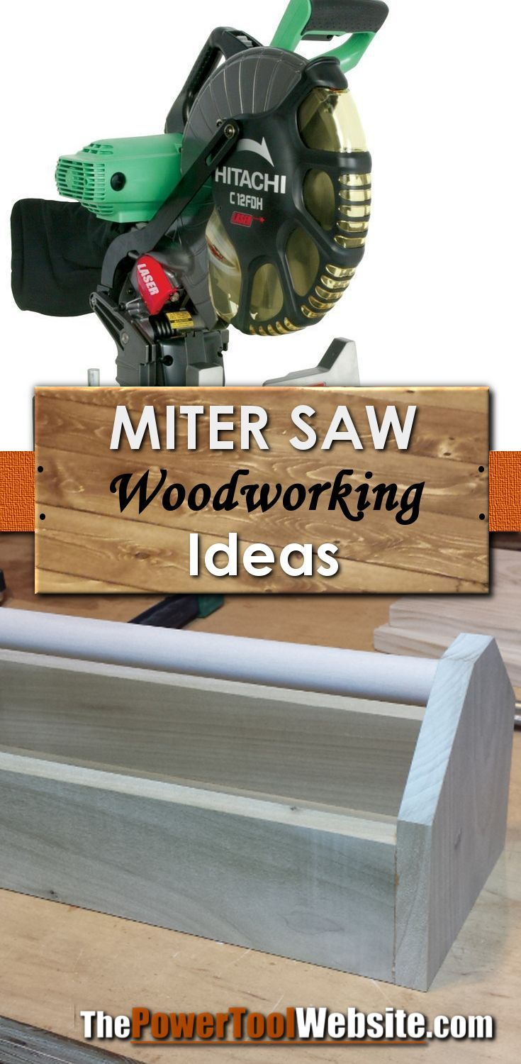 Miter Saw Woodworking Ideas Woodworking Projects