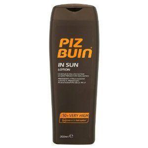 Piz Buin In Sun Lotion Spf 50 Güneş Losyonu ve diğer tüm Piz Buin ürünleri hakkında detaylı bilgiye sahip olmak için http://www.narecza.com/Piz-Buin,LA_6299-3.html#labels=6299-3 adresini ziyaret edebilirsiniz.
