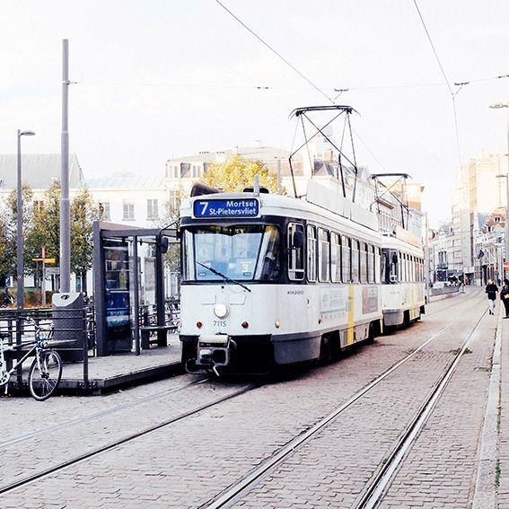 The Best Tram Too See The City Brussels