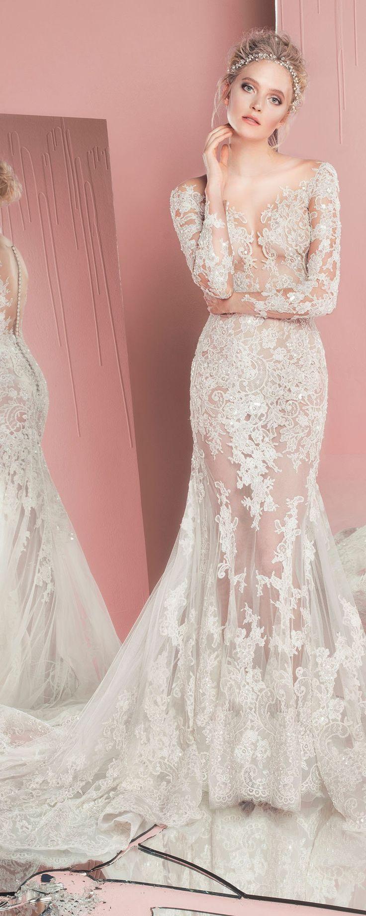 Mejores 645 imágenes de Wedding en Pinterest   Novias, Vestidos de ...