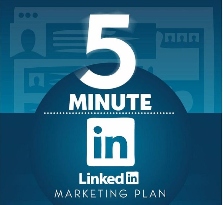 In just 5 minutes each day, you can expand your professional network on LinkedIn.