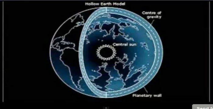 Η Θεωρία της «Κοίλης Γης» μονο θεωρία δεν ειναι!: Απόρρητες φωτογραφίες της NASA κόβουν την ανάσα [Βίντεο]