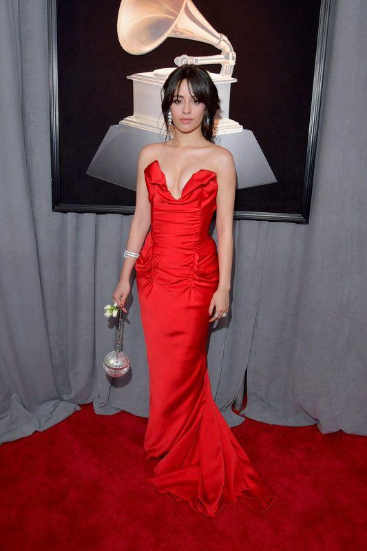 (Lester Cohen via Getty Images) Grammys 2018: Camila Cabello