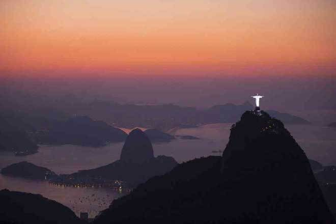 Rio. Should visit u next year. This year is Sweden+Eurotrip vacation.