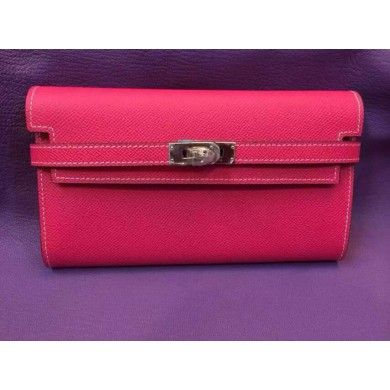 Hermes Kelly Long Wallet  price from factory factory