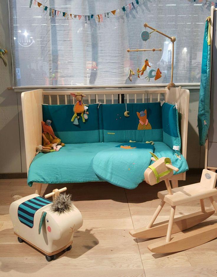Les 52 meilleures images propos de salons trade fairs sur pinterest koalas paris et bureaux - Ambiance chambre garcon ...