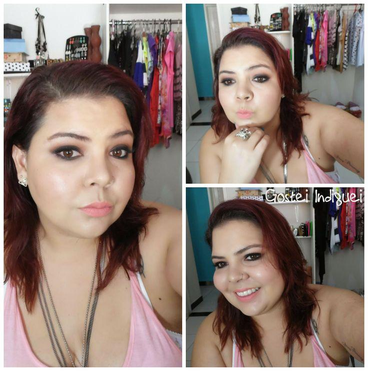 Gostei Indiquei: GI TV: Maquiagem Curinga